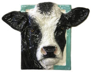 send a picture of your cow to be painted on this tile!
