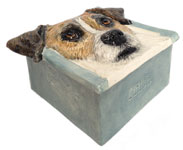 Click here to see Pet Urns.