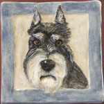 Click here to see a larger picture of the Schnauzer!