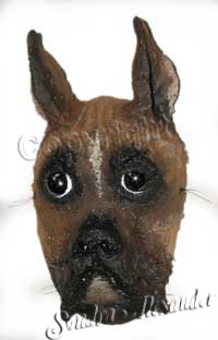 I can make a mask of your dog!